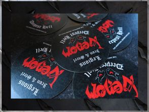 2018 Double Sided Beermats